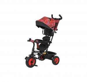 Happy Dino Üç Tekerli Bisiklet Kırmızı