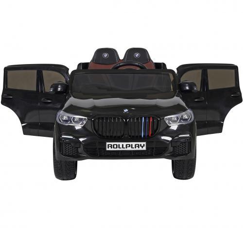 Bmw X5 Akülü Araba Siyah