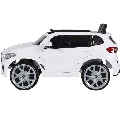 Bmw X5 Akülü Araba Beyaz