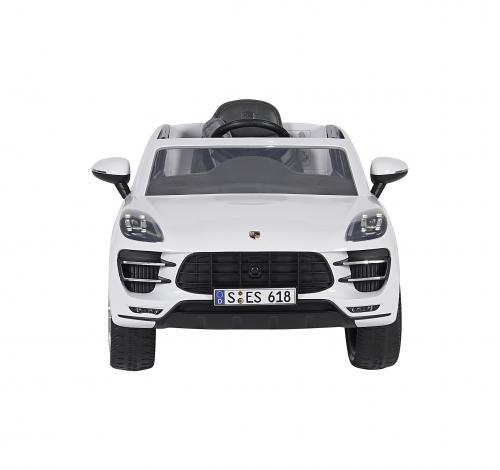 Porsche Macan Akülü Araba Beyaz